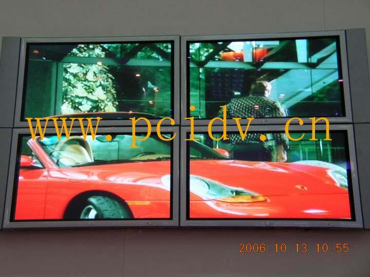 pcidv.com/matrox qid 四屏拼接图片