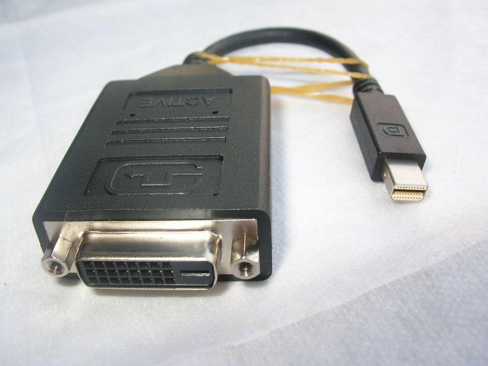 pcidv.com/AMD宽域主动式小mini dp转DVI单通道多屏显示线
