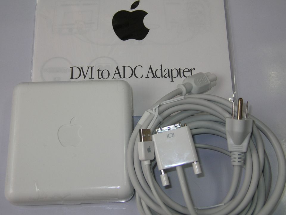 Products dvi to adc adapter for apple or mac a1006 part no dvi to adc adapter for apple or mac a1006 sciox Images