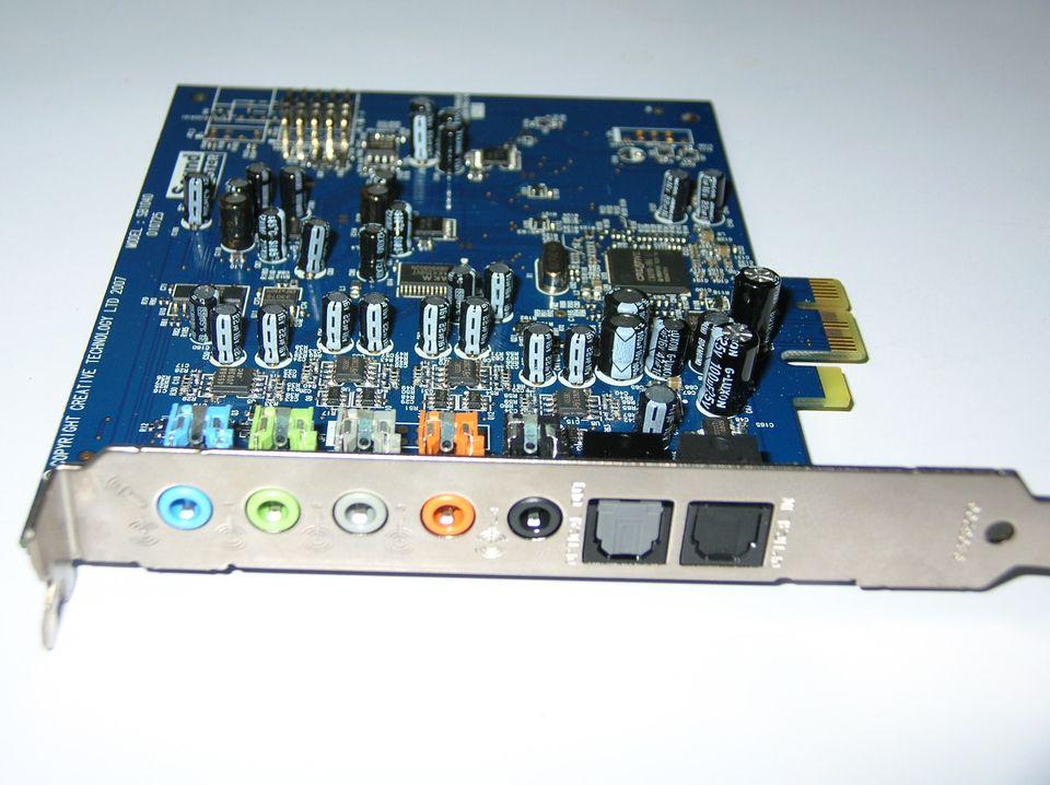Creative SoundBlaster X-fi 5.1 pro SB1095 giá tốt - 2